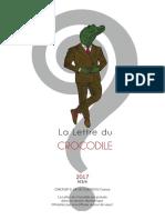 Lettre Du Crocodile 2017 3_4