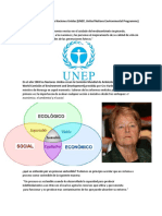 Programa Ambiental de Las Naciones Unidas