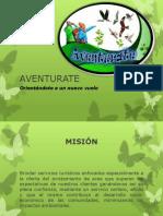 AVENTURATE Presentacion de La Aavv 30 1