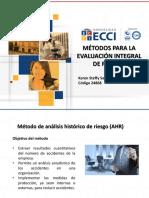 Métodos Para La Gestión Integral Del Riesgo (Final)