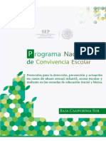 Protocolo Baja California Sur