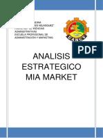 Analisis Pestel Mia Market