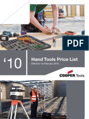 Cooper Tools Hand Tools Catalogue | Soldering | Scissors