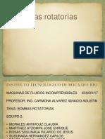 Bombas Rotatorias