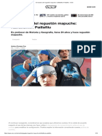 El Maestro Del Reguetón Mapuche_ Kalfüllufken Paillafilu - VICE