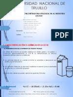 Planta Concentradora Utilizada en La Industria Lactea