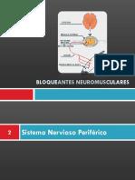 01. Bloqueantes Neuromusculares