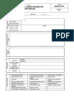 Analisis de Cargo Basado en Competencias v1