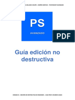 Guia Photoshop Avanzado Edición No Destructiva