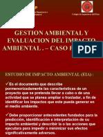 Diapositivas Estudio Impacto Ambiental Peru
