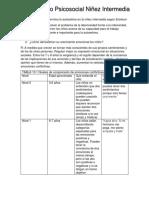 cuestionario desarrollo humano