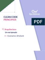 arquitectura clean code
