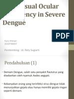 Journal Reading-unusual Ocular Emergency in Dengue-mata Banjar