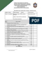 Formatos Evaluacion de Pp