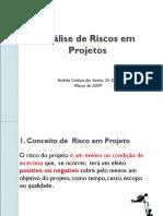 5. Análise de Riscos em Projetos.ppt