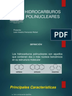 Hidrocarburos Polinucleares-Antraceno