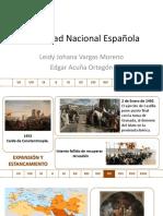 La Unidad Nacional Española