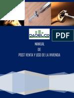 Manual Uso de La Vivienda-Dadelco