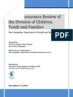 SLI Global Solutions, LLC, New Hampshire Children Family Service Review 2017