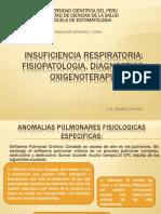 10 Clase - Insuficiencia Respiratoria