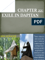 Chapters 22 to 25