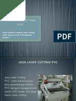 Harga Dari Jasa Laser Cutting PVC TERMURAH DISKON BESAR