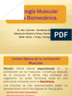 Fisiologia Muscular en La Biomecanica.modificado