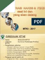 Registrasi Nakes Dan p2kb Ppni Lampung August 2017