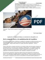 La Mitica Campana de Obama Explicada en Detalle