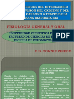 8 Clase - Principios Fisicos Del Intercambio Gaseoso