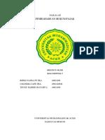 penafsiran hukum pajak