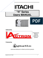 Hitachi  Users Manual LPI
