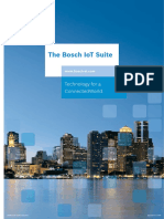 Bosch Iot Suite Product Brochure