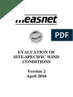 Measnet SiteAssessment V2.0