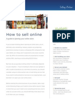 Volusion Whitepaper_Sell Online