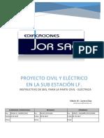 1.2 Instructivo Civil - Electrico