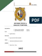 Informe Previo 5 Analisis Temporal