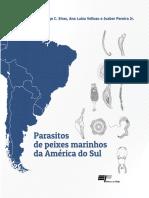 Parasitos Peixes Marinhos America Sul eBook