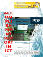 Accomp Report in Ict2015