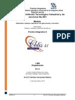 Practica Integradora II Parcial Administracion de Un Sistema Operativo Comercial