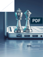OCRA E-Gaming Brochure