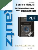 Daewoo_NC-8913DE - NC-8915DE - manual servicio audio.pdf
