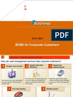 Ppt Corporates Customers MAY2013