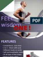 Foot Wisdom by One