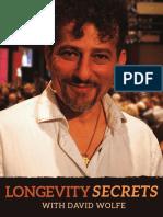 Longevity Secrets With David Wolfe Detoxification Alternative