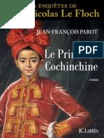 Nicolas le Floch 14 - Le prince de Cochinchine - Jean-Francois Parot.epub