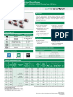 Nano Smd 462 Series Fuse