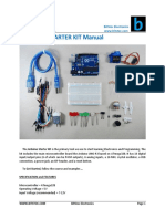 Arduino Starter Kit Manual v1.6