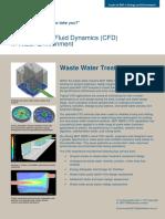 BMTWBM CFD EnvironmentalCFD WasteWater