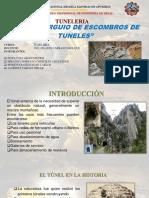 Tuneles Carguio de Escombros